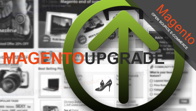 How to upgrade Magento E-Commerce