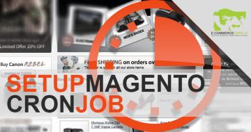How to setup a Magento cronjob